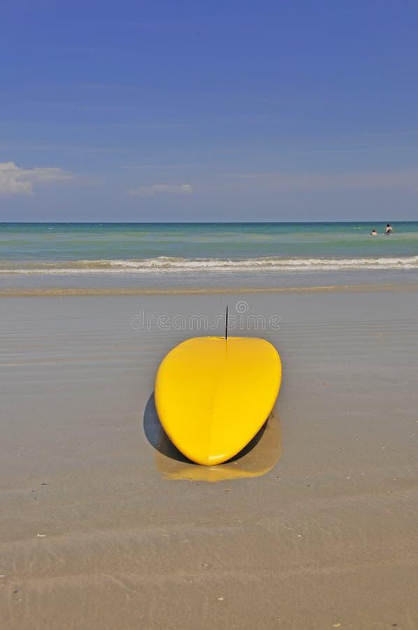 海滩可可粉佛罗里达 库存照片