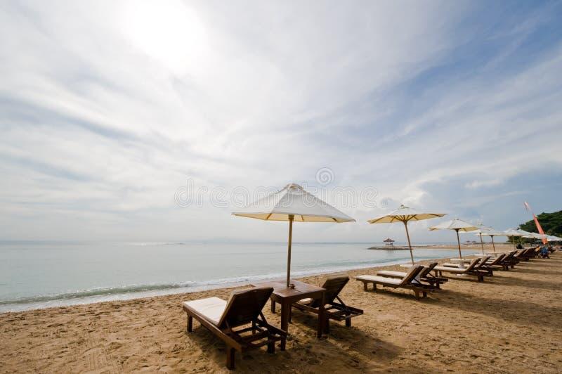 海滩目的地 库存图片