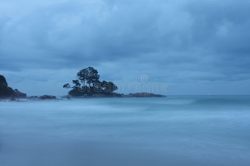 海滩胜地 库存图片