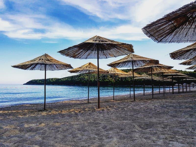 海滩贾兹 库存图片