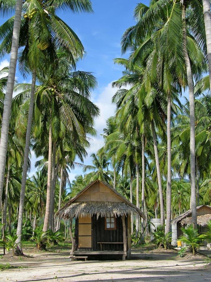 海滩chang海岛热带的泰国 图库摄影