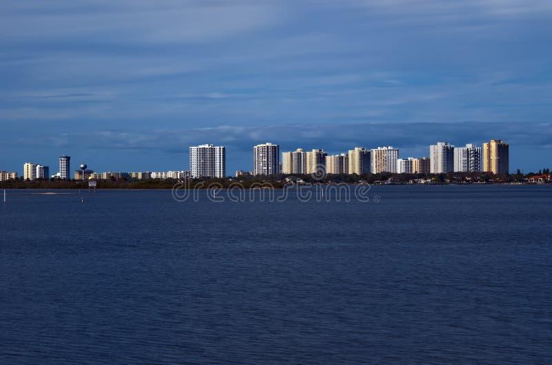 海滩daytona佛罗里达 库存图片