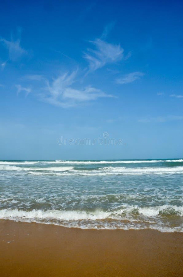 海滩karon 库存照片