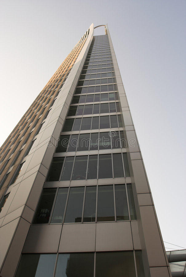 海牙摩天大楼 免版税图库摄影