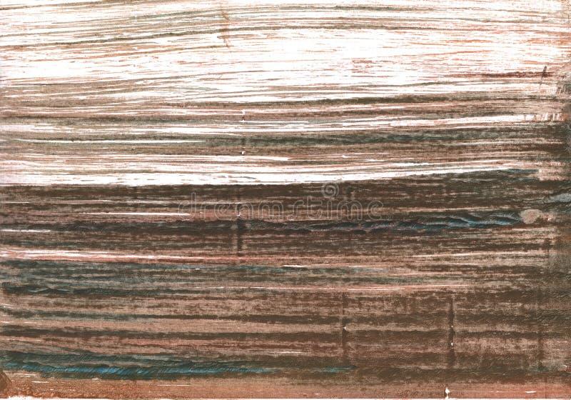 海狸抽象水彩背景 库存照片