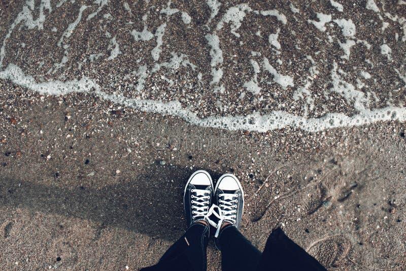 海的逆 图库摄影