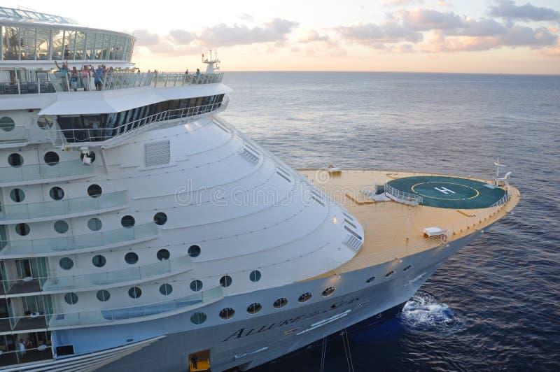 海的MS魅力 免版税图库摄影