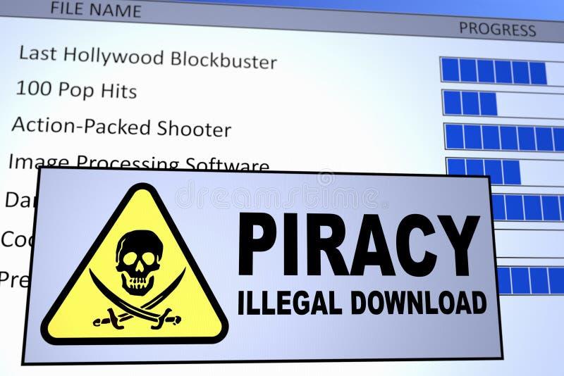 海盗行为下载 图库摄影