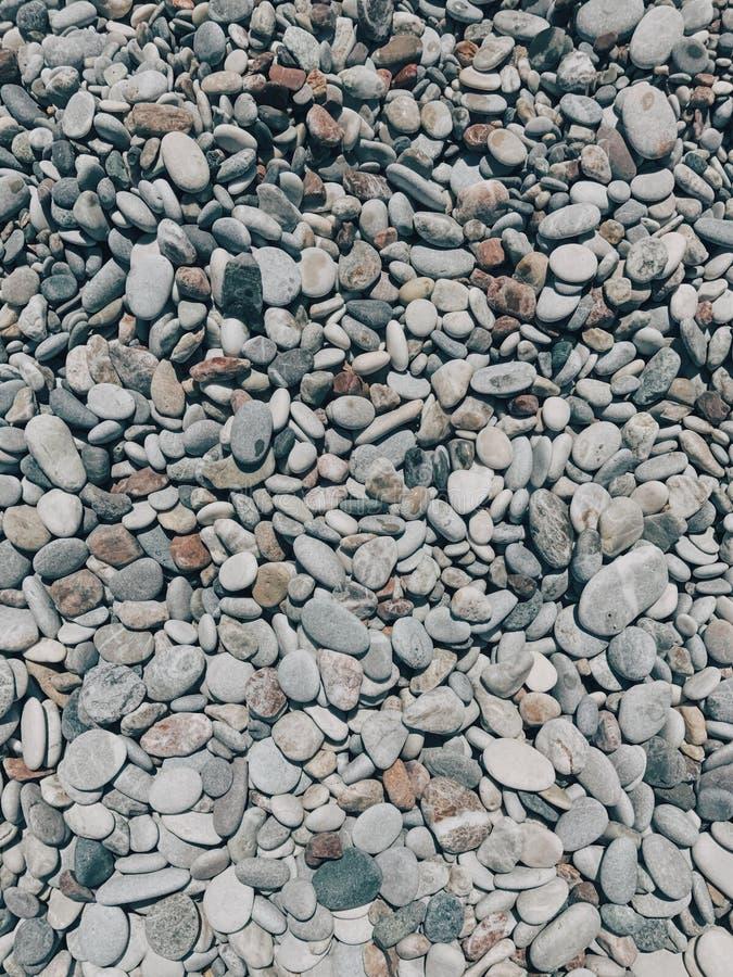 海纹理 免版税库存照片