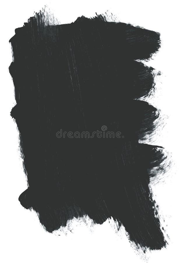 海绵油漆现实背景高细节摘要传染媒介背景设置了08为最佳的结果使用有白色背景 向量例证