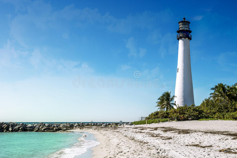 海角佛罗里达 库存照片