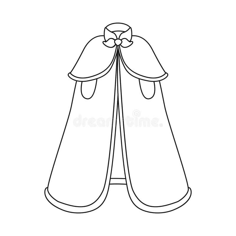 海角和贵族标志的传染媒介例证 海角和人股票简名的汇集网的 向量例证