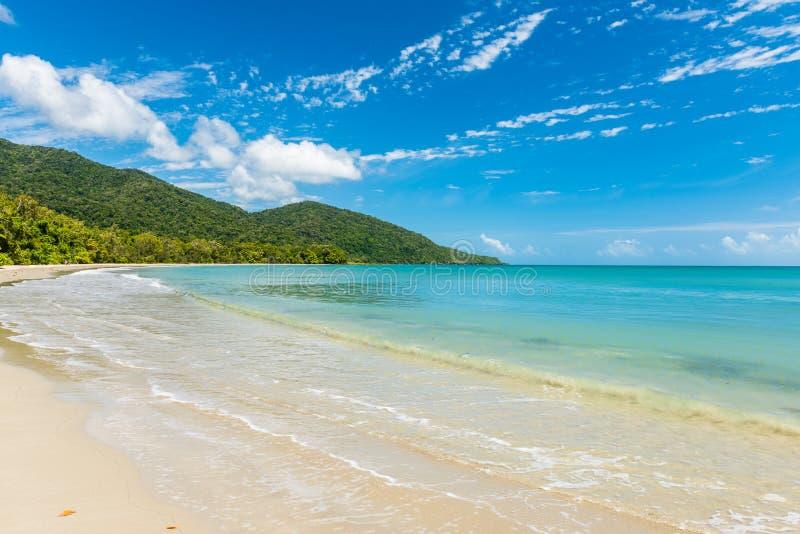 海角苦难在热带北部昆士兰,澳大利亚 库存照片