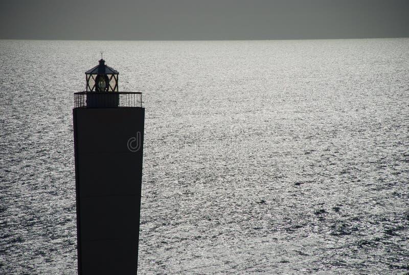 海角Jervis灯塔。南澳大利亚,澳大利亚 库存图片