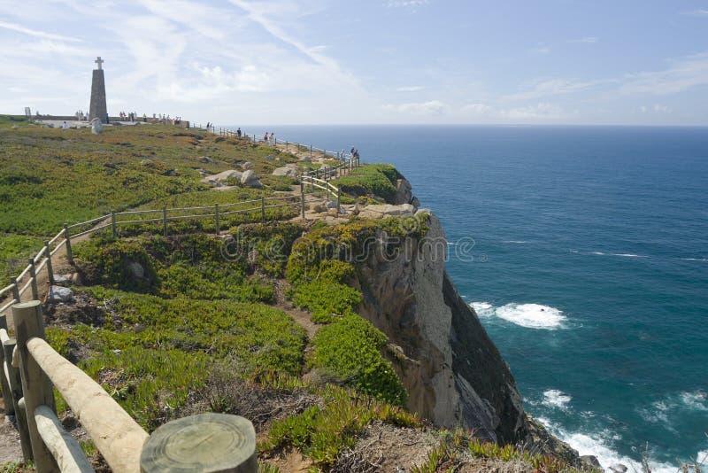 海角roca 库存图片