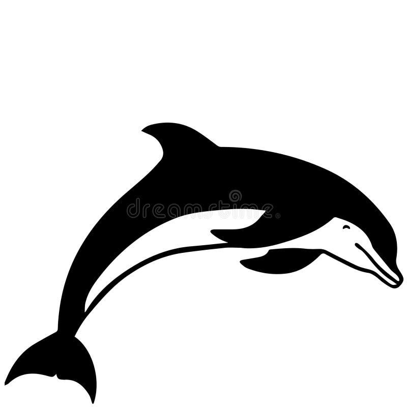 海豚海豚由crafteroks的传染媒介eps例证 向量例证