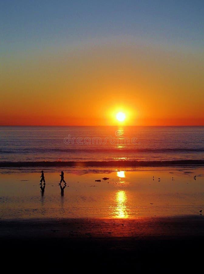 海边生活 图库摄影