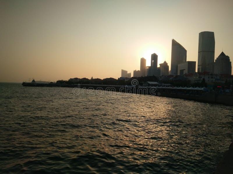 海边风景 库存照片
