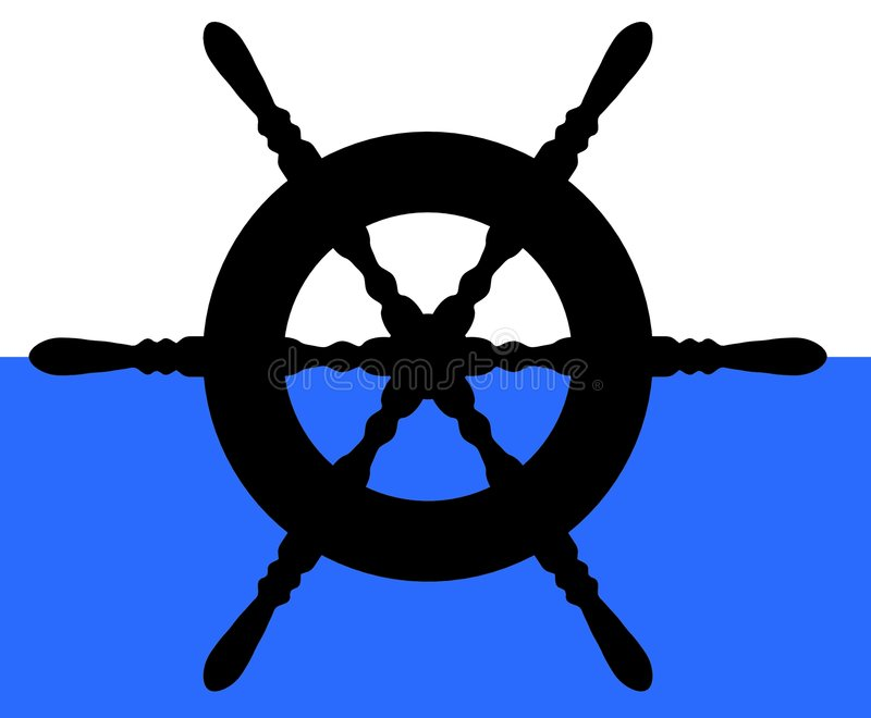 海运 库存例证