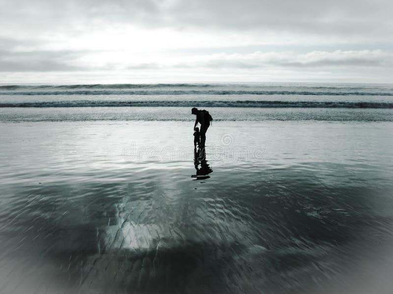 海洋使用 免版税图库摄影