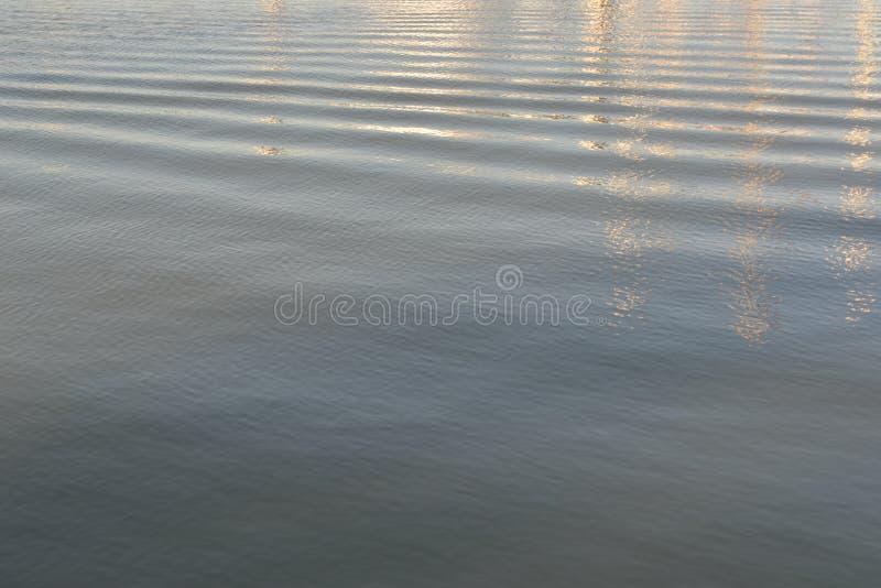海洋和波浪 库存照片