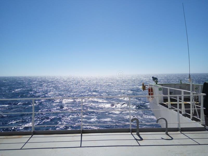 海洋大西洋 免版税库存图片