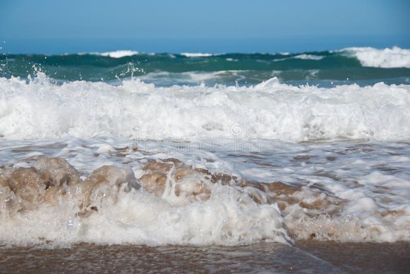 海洋层数 库存图片