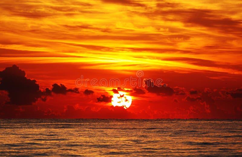 Download 海滩日出 库存图片. 图片 包括有 海岸, 早晨, 云彩, 鸟舍, 梦想, 改良, beautifuler - 62532613