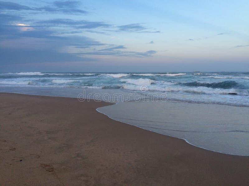 海滩照片惊人的myfave 库存照片