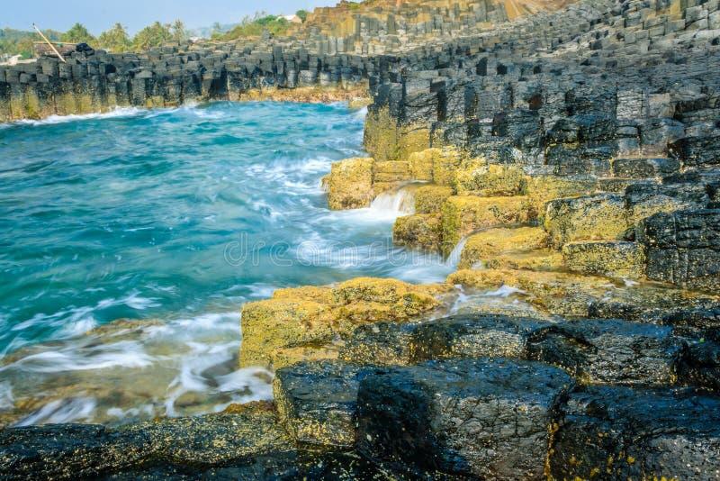 海滩越南 库存照片