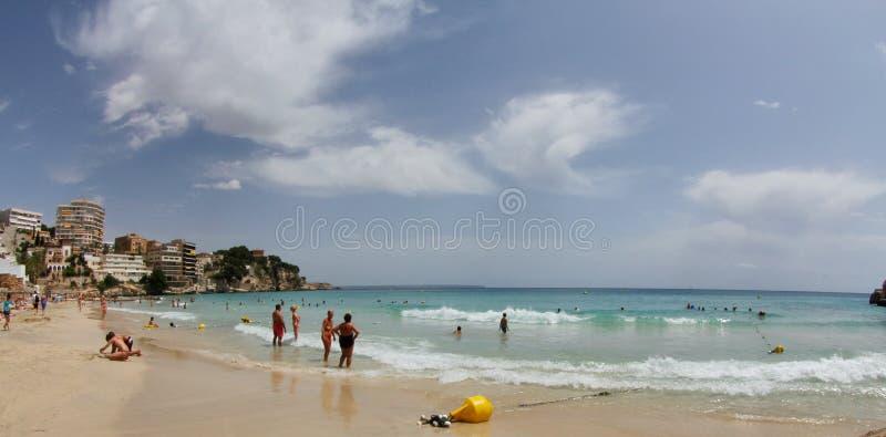 海滩048 免版税库存图片