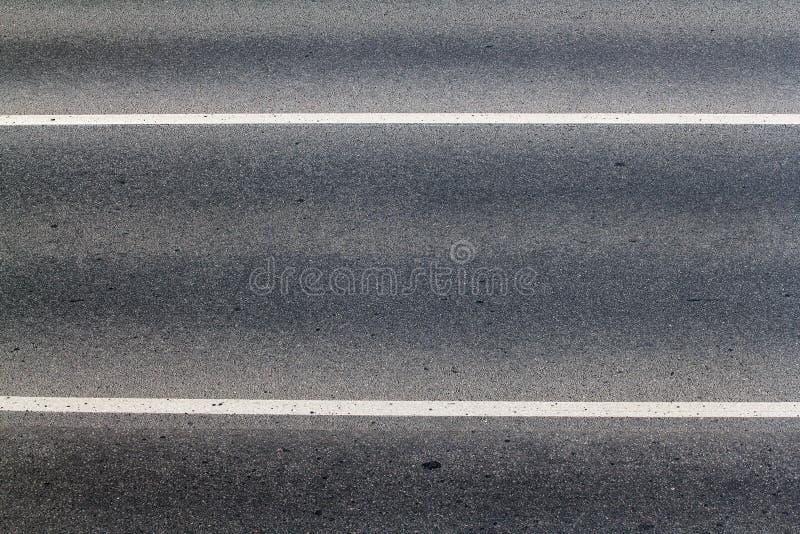 涂柏油的路 免版税库存照片