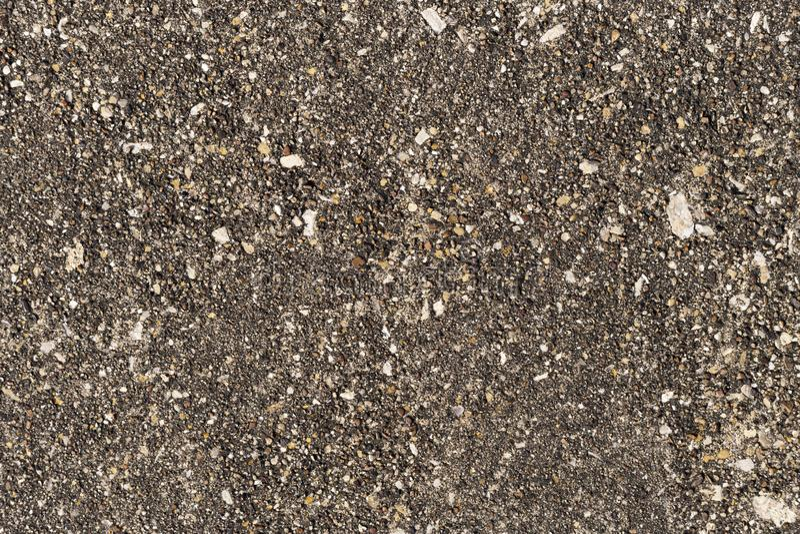 涂柏油粗砂10概略的纹理的背景 免版税库存图片