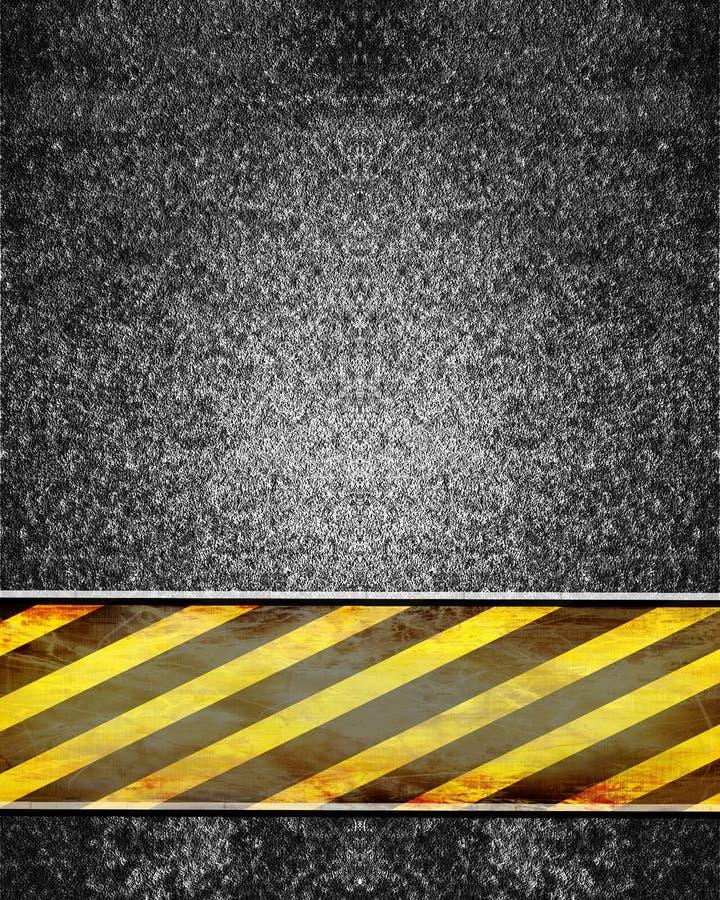 涂柏油背景纹理 向量例证