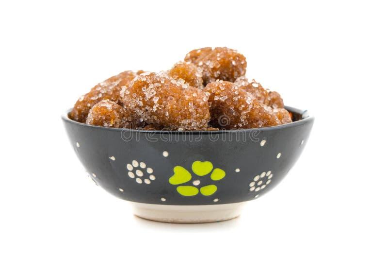 消化食物Imali Gota 免版税库存图片