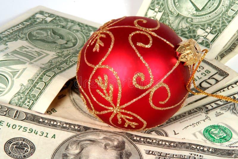 消耗大的圣诞节 免版税库存图片