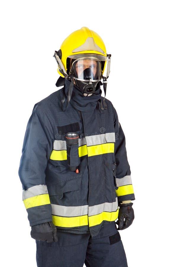 消防员 免版税图库摄影