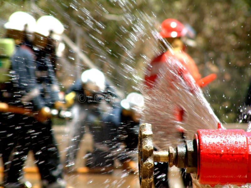 消防栓 免版税库存照片