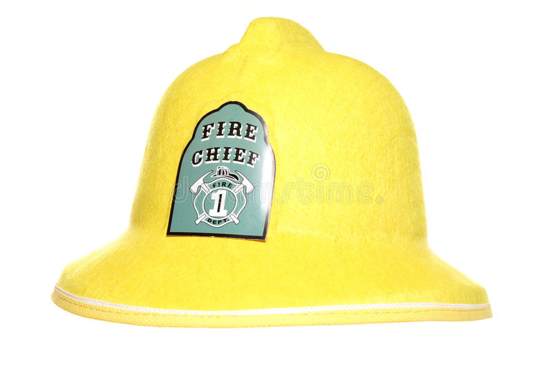 消防队长firemans盔甲 免版税库存图片