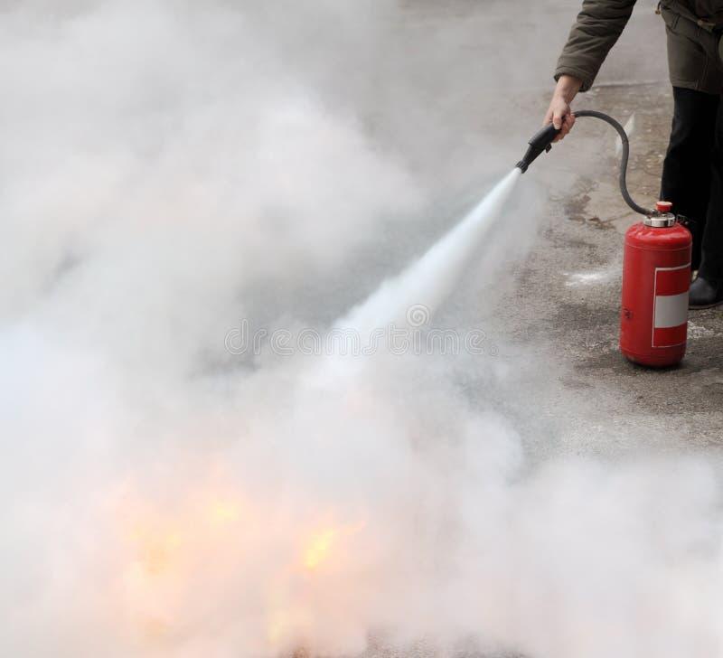 消防 免版税库存照片