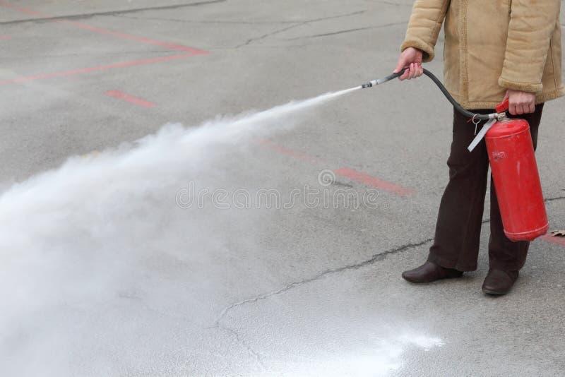 消防 免版税库存图片