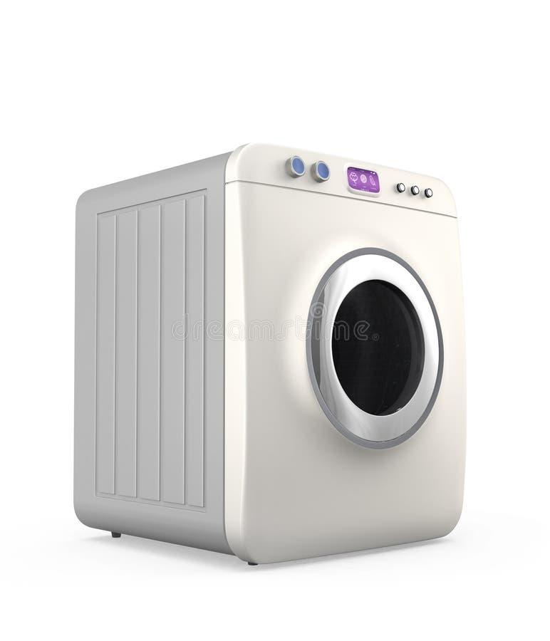 洗涤有接触控制板的,事概念互联网机器  库存图片