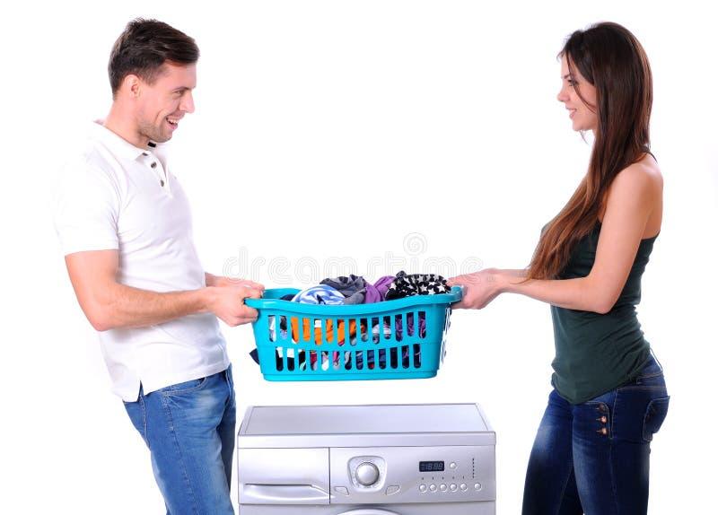 洗涤 免版税库存照片