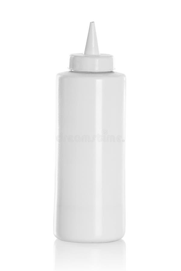 液体食品容器 图库摄影