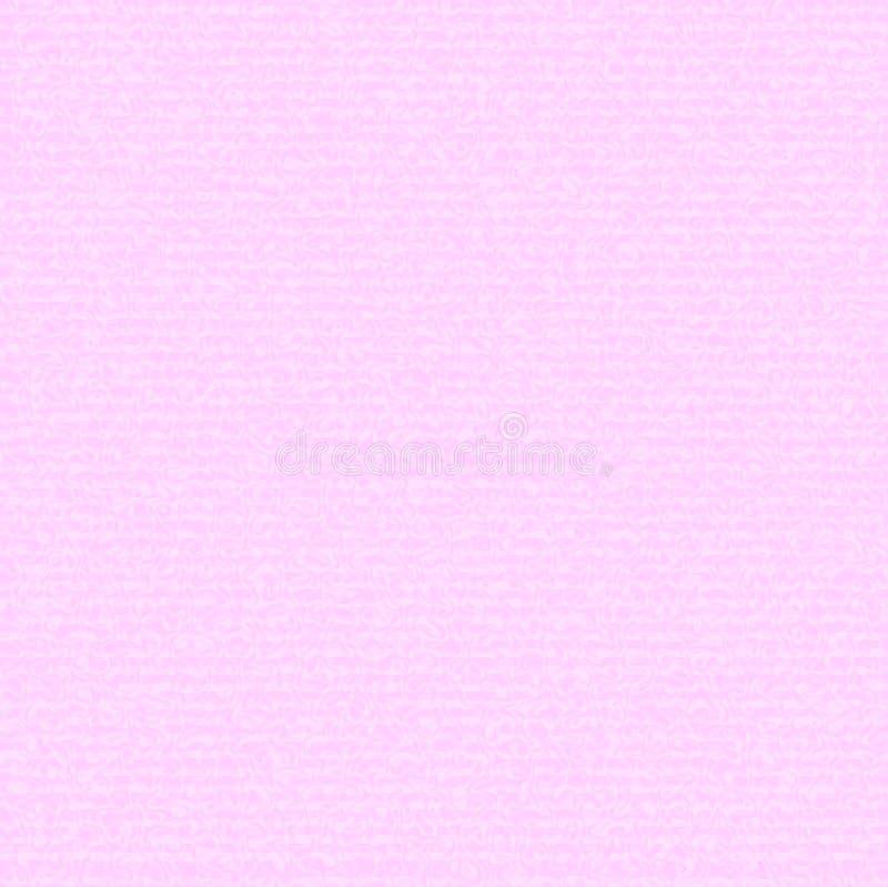 淡粉红和白色抽象背景 向量例证