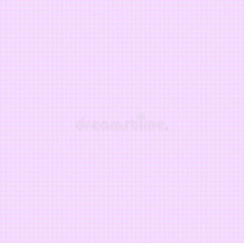 淡粉红的被编织的Basketweave抽象背景 皇族释放例证