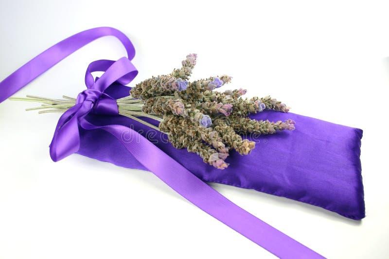 淡紫色安慰 免版税图库摄影