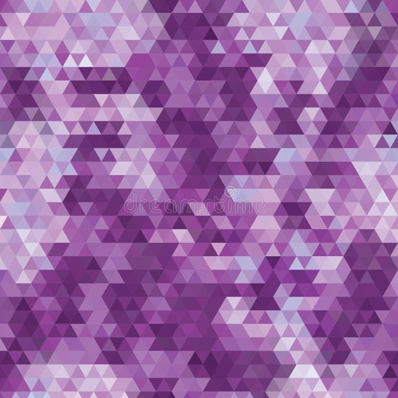 淡紫色明亮的背景 o ?? 10 eps 库存例证