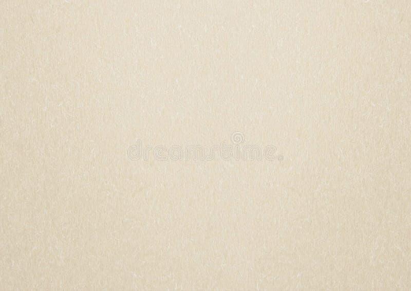 淡色中立沙子颜色时尚样式纸背景 库存图片