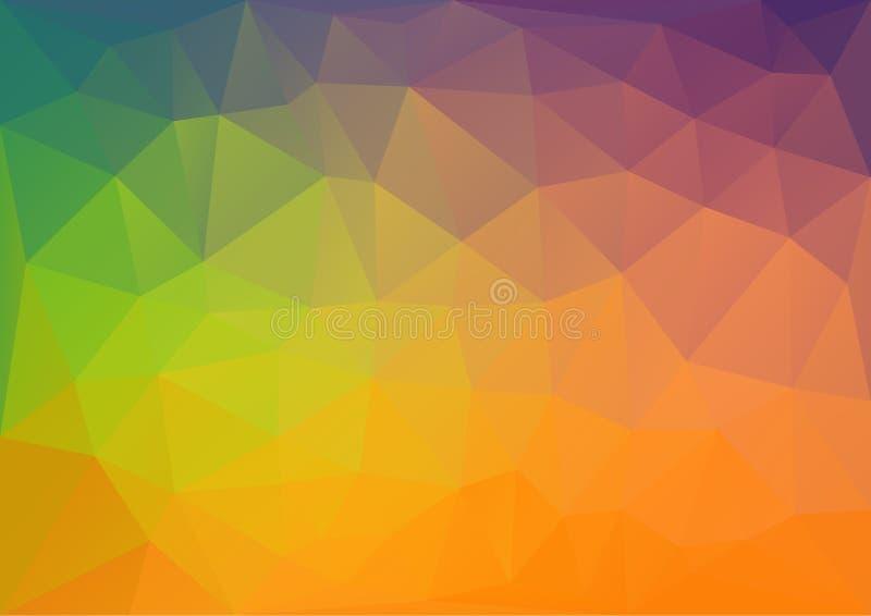淡色样式geometric01 皇族释放例证